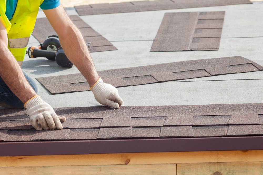 roofing contractor Champlin